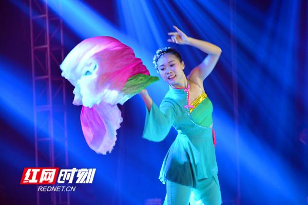 永州举行首届人才主题春节联欢晚会