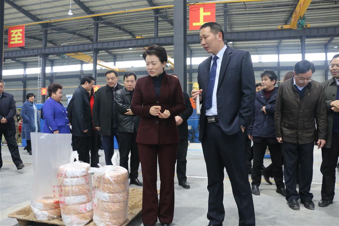 永州市首批37个重点项目集中开工