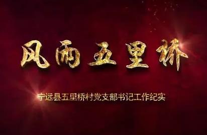 《风雨五里桥》宁远县委组织部
