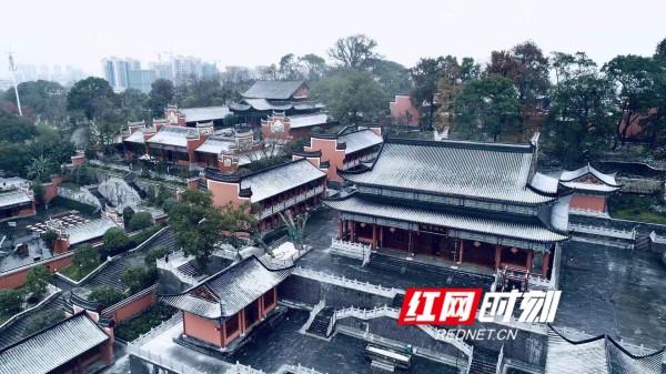"""图游永州:零陵东山着""""盛装"""""""