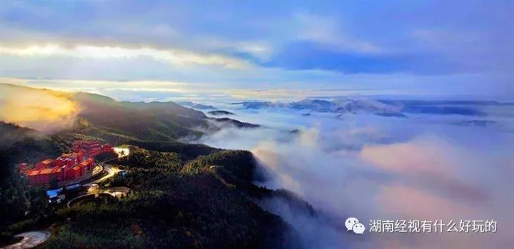 图游永州:和你一起慢游阳明山