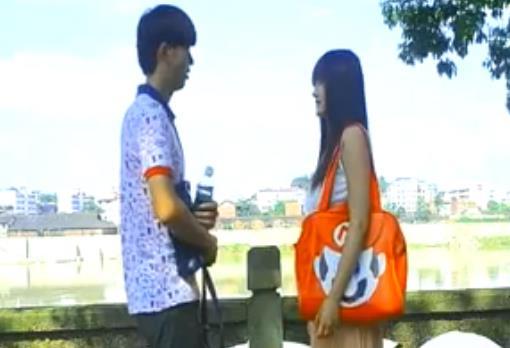 《爱情N1》湖南科技学院新闻1001班原创微电影