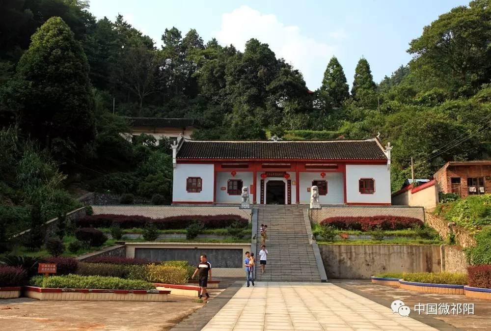 图游永州:带你走进红色古镇潘市