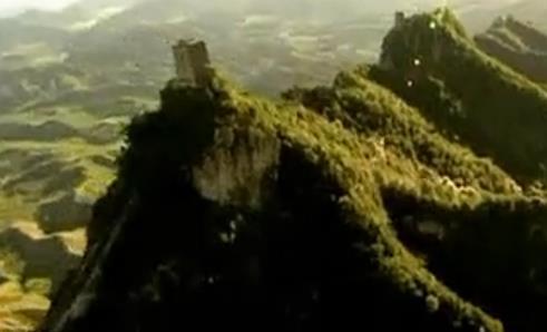 《左岸蓝山》主题曲MTV版