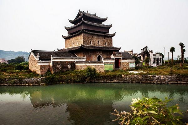 驴友永州:寻访千年古村上甘棠