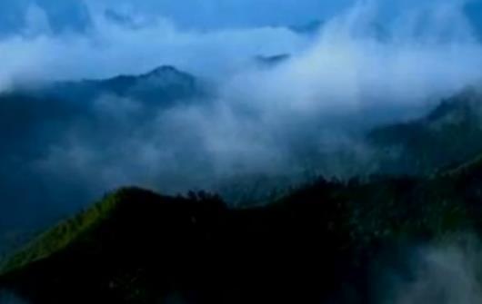 《蓝山蓝》MV