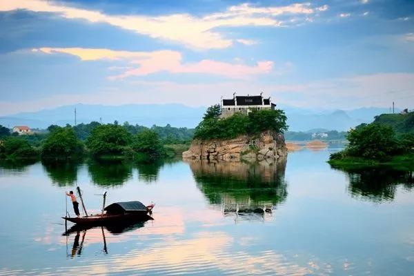 图游永州:永州旅游地图