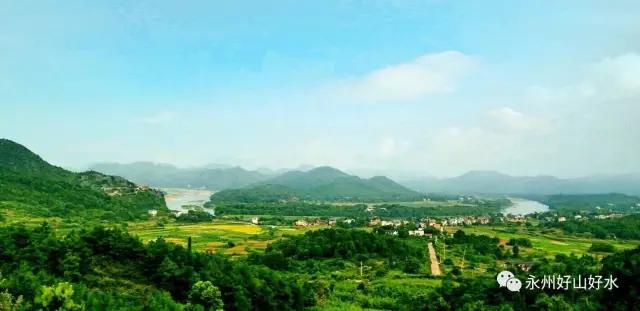驴友永州:环线穿越『湘江第一湾』